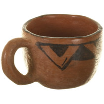 Old Hopi Tewa Drinking Cup 33946