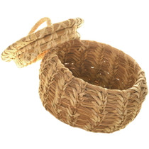 Vintage Papago Indian Basket 33976