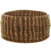 Hand Woven Native American Basket 33978