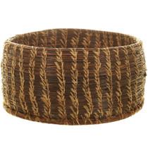 Hand Woven Native American Basket 33978
