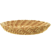 Tohono O'Odham Split Stitch Tray Basket 33984