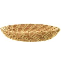 Tohono O'Odham Split Stitch Tray Basket 33984