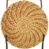 Vintage Papago Indian Basket 33984