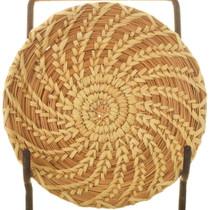 Vintage Papago Indian Basket 33984