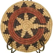 Traditional Hand Woven Native American Wedding Basket 34005
