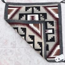 Vintage Navajo Wool Rug 34011