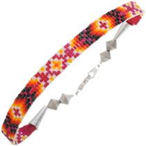 Navajo Seed Bead Bracelet 34022
