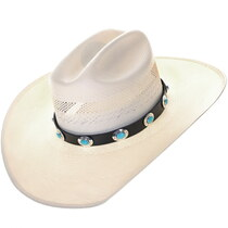 Sleeping Beauty Turquoise Hatband 34032