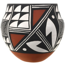 Authentic Native American Acoma Pottery 34047