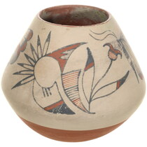 Authentic Jemez Tribe Pottery Art 34049