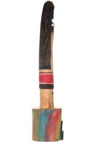 Hopi Tribe Pueblo Shalako Kachina Art 34056