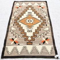 Antique Klagetoh Navajo Rug 34059