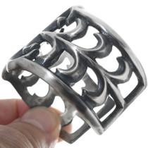 Naive American Silver Bracelet 34083