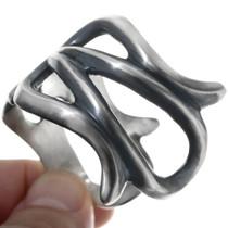 Western Sterling Silver Ladies Bracelet 34084