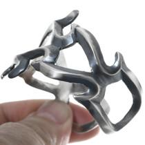 Sterling Silver Western Bracelet 34087