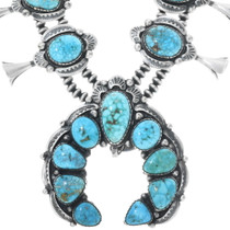 Waterweb Nevada Turquoise Necklace 34089