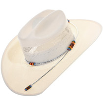 Native American Beaded Hatband 34091