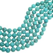 Aqua Green Turquoise Beads 33443