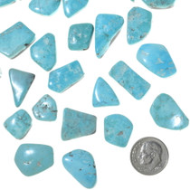 Natural Turquoise Cabochons 33445