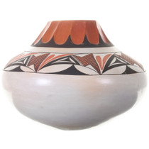 Authentic Hopi Polychrome Pottery 34102