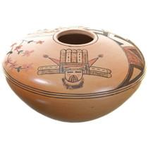 Hand Painted First Mesa Kachina Pottery 34104