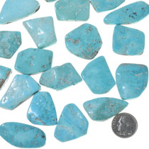 Large Natural Turquoise Cabochons 33449