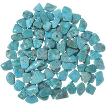 Real Natural Turquoise Sonoran Freeform Cabs 33451