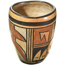 Vintage Hopi Pottery Jar 34119