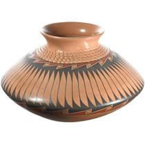 Vintage Mata Ortiz Olla Pottery 34121
