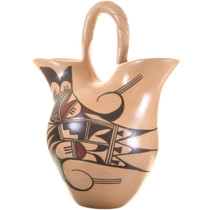 Vintage Hopi Wedding Vase 34122