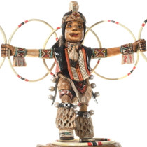 Hopi Indian Hoop Dancer Kachina 14945
