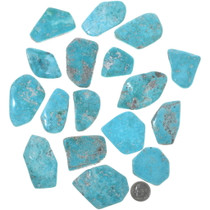 Natural Turquoise Cabochons 33455