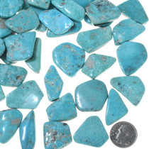 Top Grade Natural Turquoise Cabochons 33457
