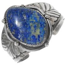 Old Pawn Navajo Lapis Lazuli Bracelet 34133