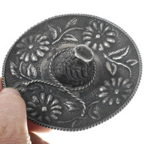Sterling Repoussé Sombrero Collectible 34139