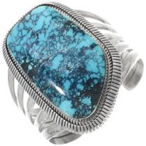 Vintage Spiderweb Turquoise Bracelet 34156