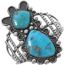Old Pawn Kingman Turquoise Bracelet 34158