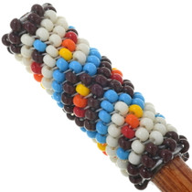 Native American Beaded Hair Pin 34160
