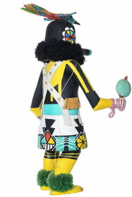 Parrot Kachina Native American Kachina Doll 34163
