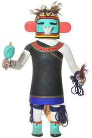 Vintage Hopi Korosto Kachina Doll 34164