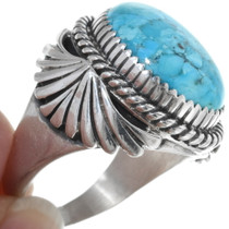 Native American Turquoise Ring 34178