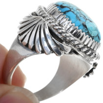 Sterling Silver Navajo Ring 34179
