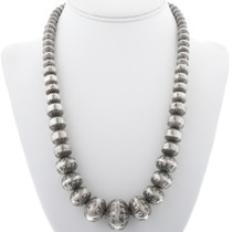 Old Pawn Graduated Desert Pearl Necklace 34180