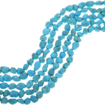 Natural Turquoise Beads 33459