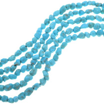 Small Natural Turquoise Beads 33465