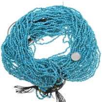 Turquoise Nugget Beads Blue Sonoran 33465