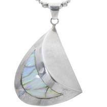 Vintage Navajo Opal Pendant 34187