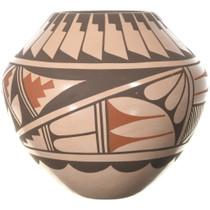 Vintage Jemez Pueblo Pottery 34198