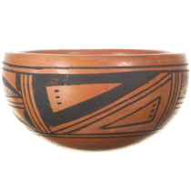 Authentic First Mesa Pottery Bowl 34200