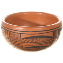 Old Walpi Redware Pottery 34200